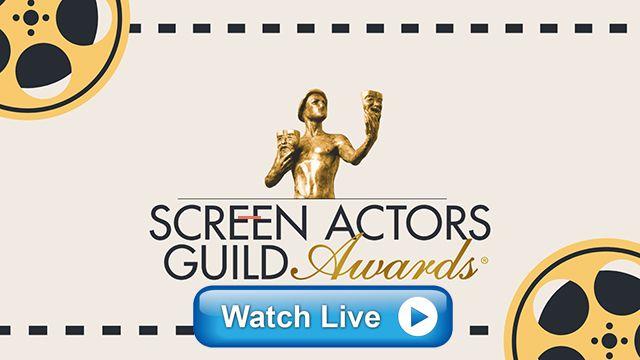 sag awards live online